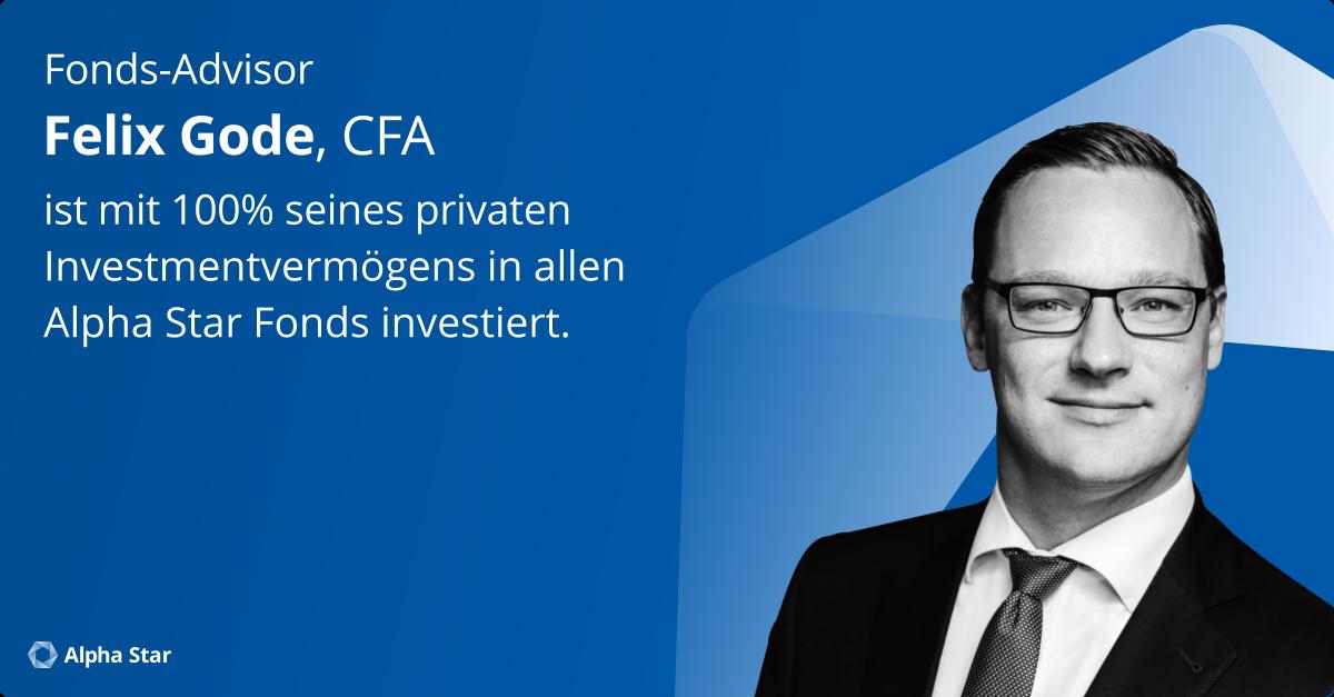 Felix Gode investiert