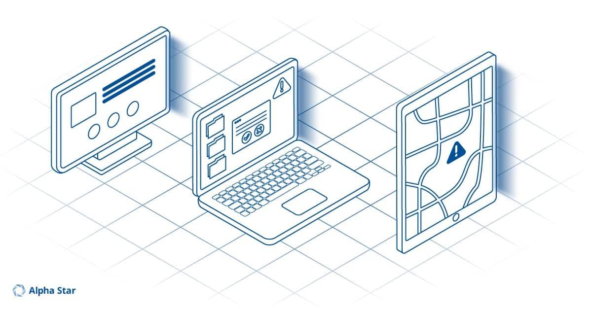 Interface auf allen gängigen Geräten