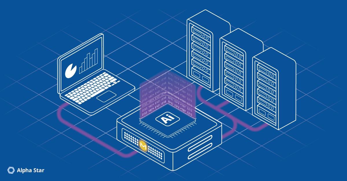Künstliche Intelligenz zum Datenmanagement per Plug & Play ins Büro