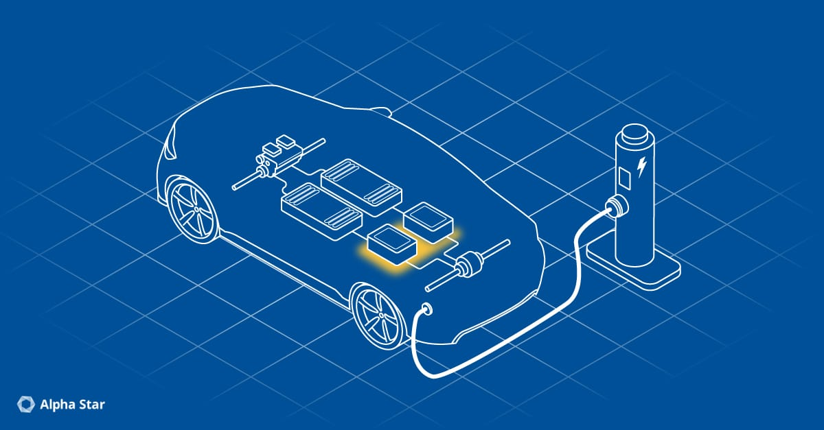 Halbleiter SiC beschleunigt Elektromobilität