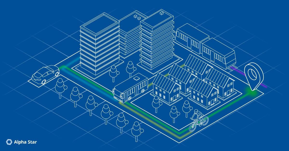 Leuchtturmprojekt: Die Zukunft der City-Mobilität