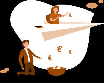 Alpha Star Dividendenfonds Münzen
