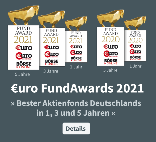 €uro Fund Awards Banner (Mobil)