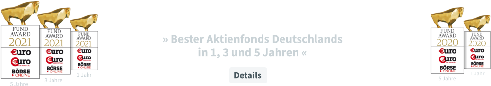 €uro Fund Awards Banner