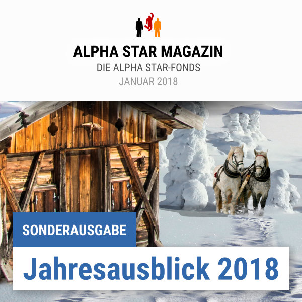 Alpha Star Magazin Januar 2018