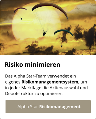 Alpha Star Risiko