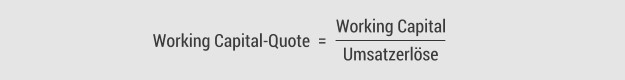Working Capital-Quote